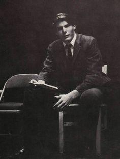 #HappyBirthday Christopher Reeve (September 25, 1952 - October 10, 2004) - click to view his 1970 Princeton Day School online #yearbook! #Superman #ClarkKent #ChristopherReeve