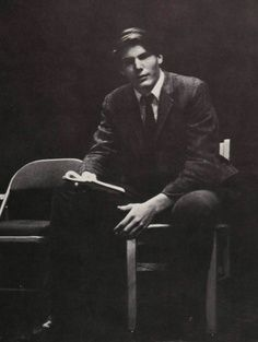 #HappyBirthday Christopher Reeve (September 25, 1952 - October 10, 2004) - click to view his 1970 Princeton Day School online #yearbook! #Superman #ClarkKent #ChristopherReeve