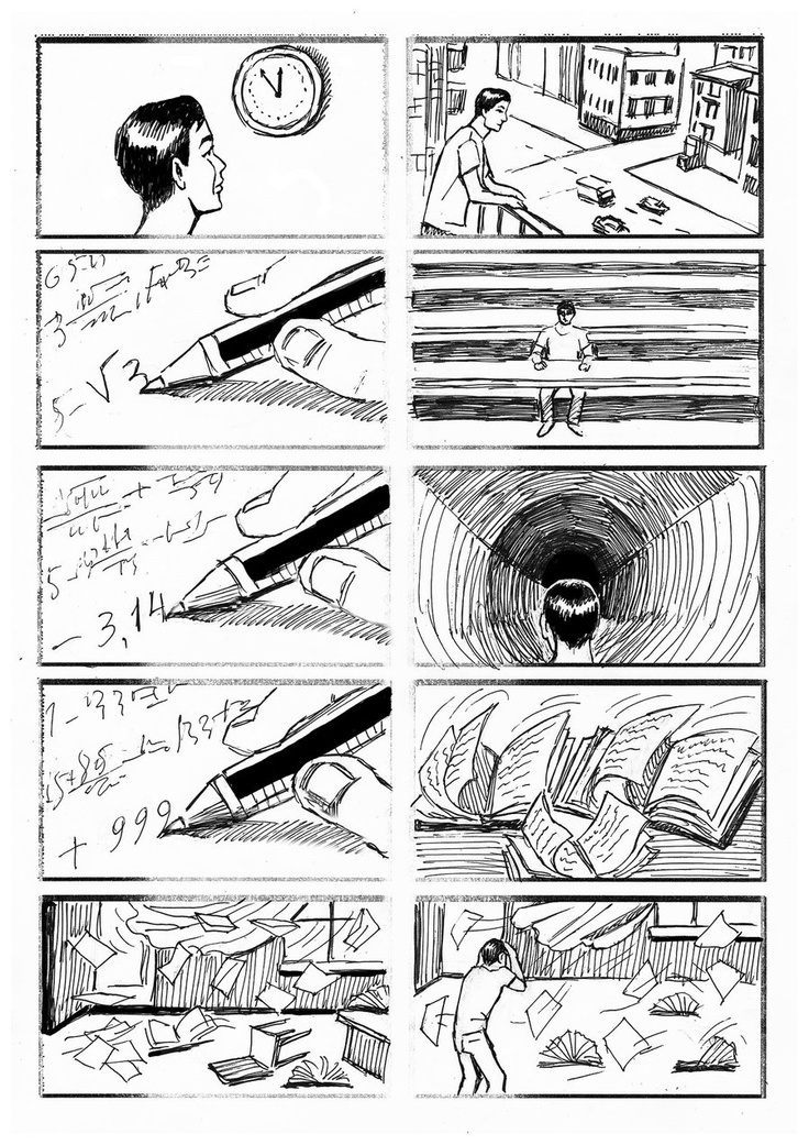 Best Storyboard Thumbnails Images On   Storyboard