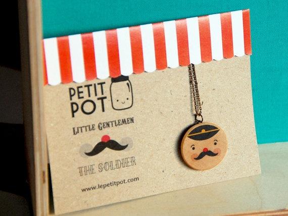 little soldier * le petit pot