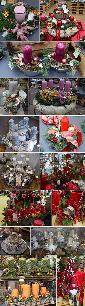 Wenn die Adventszeit beginnt, ist Heiligabend nicht mehr fern – und mit liebevoll gestalteter Adventsfloristik kommt garantiert festliche Stimmung auf! In unseren Gartencentern stellen unsere fachkundigen Floristen kreative Adventsgestecke her, die Sie gern auch für Sie individualisieren. Egal ob der traditionelle Adventskranz mit vier Kerzen, Schmuckstücke mit Licht, verzierte Vasen oder auch Kränze für den Hauseingang – bei uns finden Sie alles, was Ihnen die Tage vor Weihnachten versüßt.