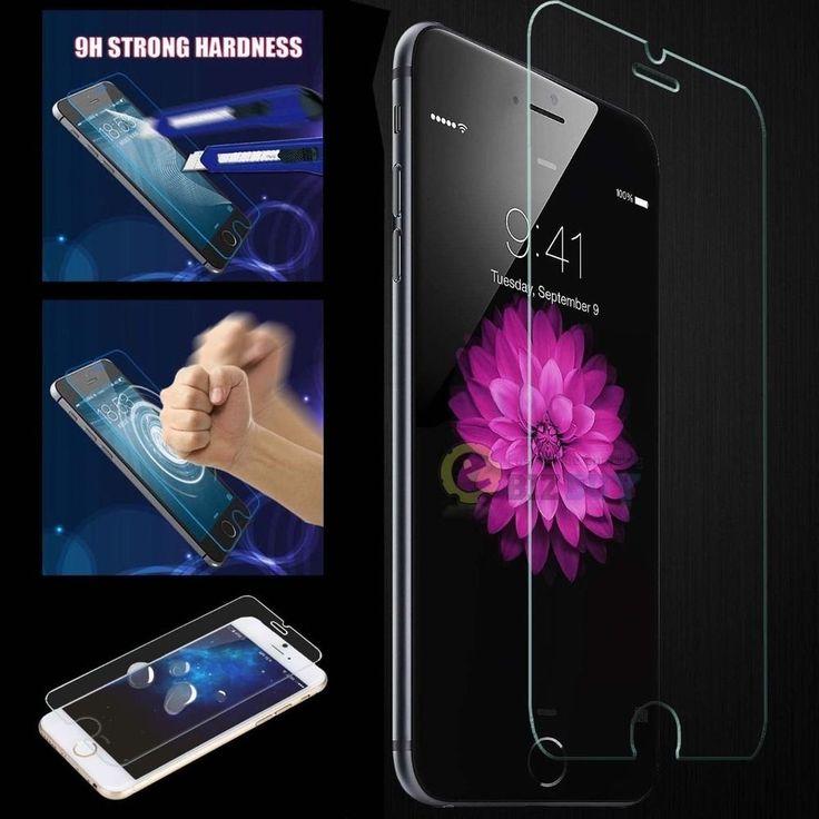 Pellicola Iphone 6 Per Apple Proteggi Schermo Vetro Temperato Protettiva Display