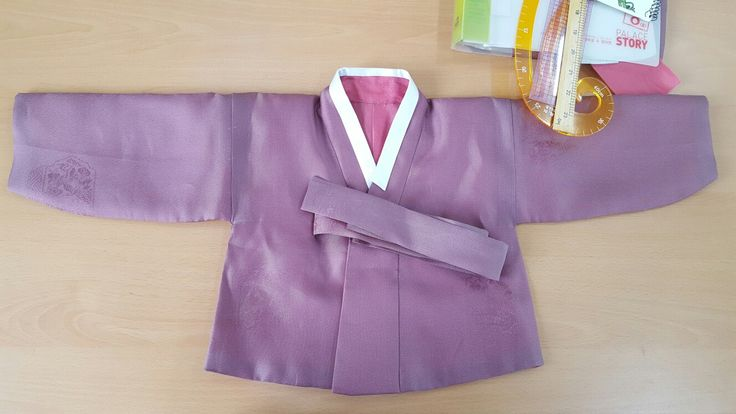 #Hanbok #남아저고리#한복만들기