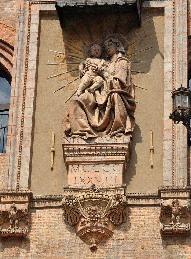 Madonna di Piazza. 1483. Bologna