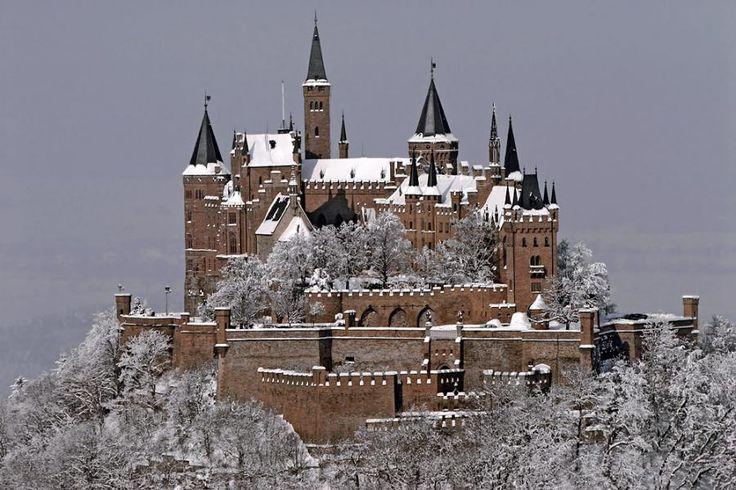 Castle Neart inspiration.