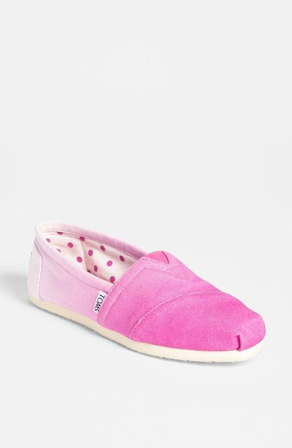 Pink Ombré TOMS