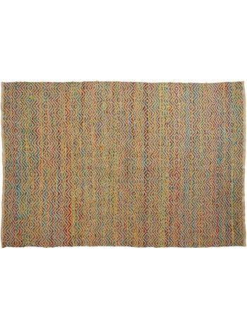 Robustezza, bellezza e naturalezza, queste sono caratteristiche che contraddistinguono un tappeto in juta.