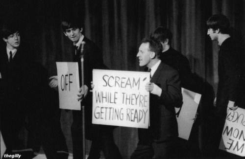 Sunday Night at the London Palladium, 12 January 1964. Photo by Terence Spencer.