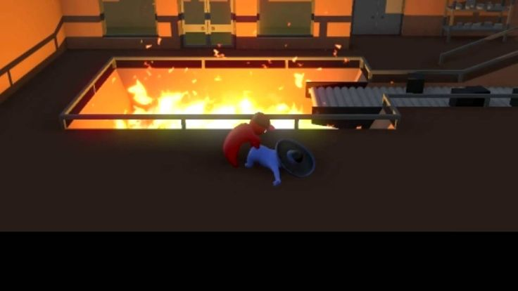 Guy Getting An Ass Whooping In Gang Beasts http://thosevideogamemoments.tumblr.com/post/98320441894/guy-getting-an-ass-whooping-in-gang-beasts-the #GangBeasts #videogames #NSFW #omg