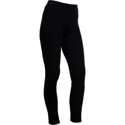 Base layers Ski and Snowboard - Simple Warm Women's Trousers - Black Wed'ze - Ski and Snowboard