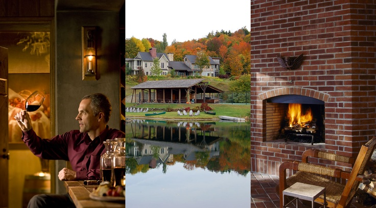 Twin Farms - All Inclusive Vermont Resort and Spa | Home - this place looks amazing!