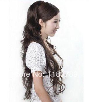Economico 2014 nuovo stile di alta qualità dei capelli sintetici extention coulisse, Acquisti di Qualità Clip nelle estensioni dei capelli direttamente da Fornitori 2014 nuovo stile di alta qualità dei capelli sintetici extention coulisse Cinesi.