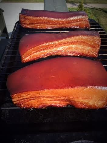 Making bacon at home with Nutmeg Disrupted