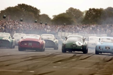 Another great shot from Goodwood Revival