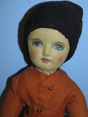 RARE-1923-Dean-039-s-Rag-Book-15-034-Dutch-Boy-Character-from-the-Cherub-Series