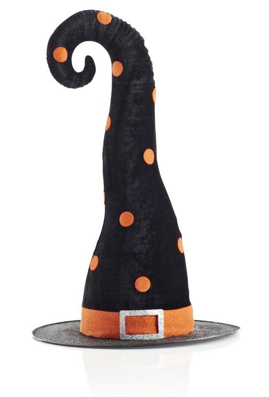 "22""-tall Pier 1 Halloween Witch Hat Décor"