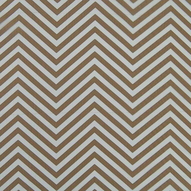 Warwick Fabrics : LARISSA, Colour BRONZE