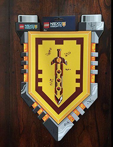 Lego Nexo Knights Shield 853506, http://www.amazon.com/dp/B01B6SOJEM/ref=cm_sw_r_pi_n_awdm_mdEExbJKNVN7H