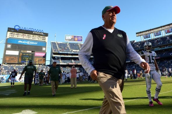 The New York Jets might fire head coach Rex Ryan and/or John Idzik, but those moves would not come until after the end of the season. If you hitch your wagon to Mark Sanchez and Geno Smith as your attempts at putting a franchise quarterback into place, that mightbe cause to lose your job. Sure […]