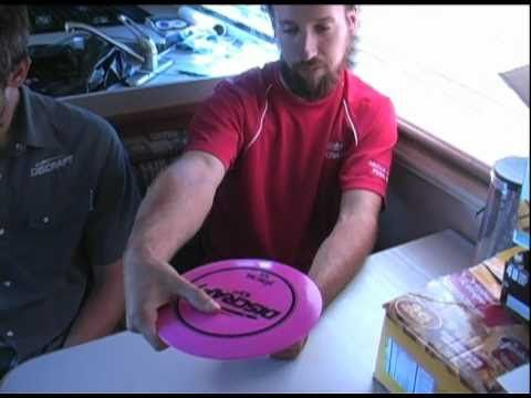 Discraft Disc Golf Clinic: Grip Tips