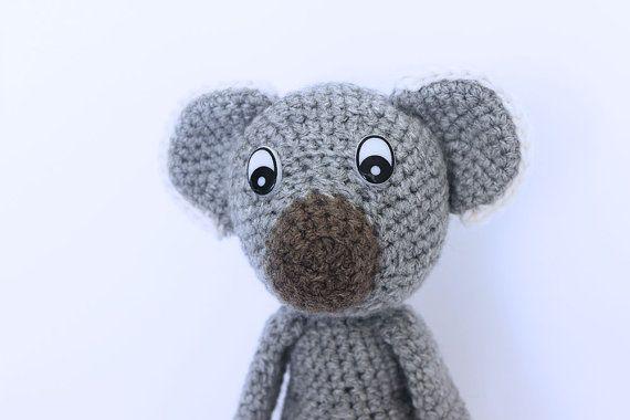 Crochet Koala Bear cuteness