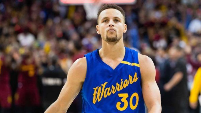 Despite the sacrifice of Stephen Curry playing for the Golden State Warriors as an underpaid superstar in the NBA for the past few years, he now made a history by becoming the first NBA player to receive a super-maximum salary amounting to $201 million.