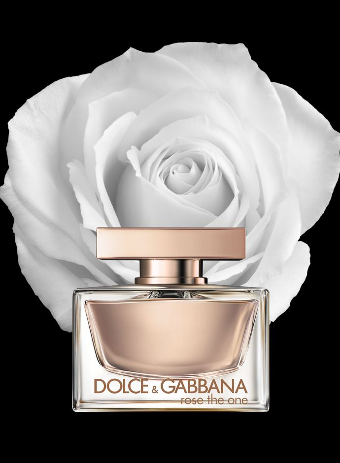 Dolce&Gabbana Perfumes for her: Rose The One - Dolce&Gabbana Rose The One is a scent that accentuates the more romantic side of The One. Lavishly feminine, the woman who embraces Rose The One is a mischievously beguiling yet tender coquette. Every woman will recognise the mood that Rose The One expresses. A modern heroine, she has about her an air of nostalgia. Womanly as she so evidently is, there will always be an element of appealing girlishness. Top notes: pink grapefruit, mandarin…