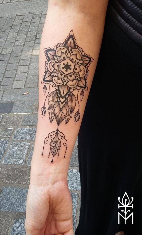 #mandala #tattoo