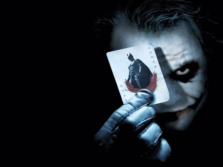 Joker Joker Batman