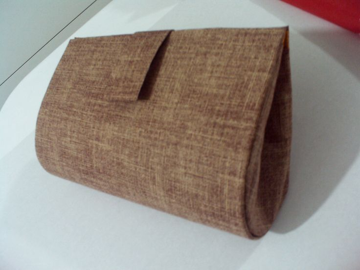 bolsa - cartonagem - tecido em algodão