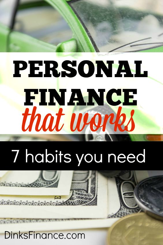 Personal Finance That Works