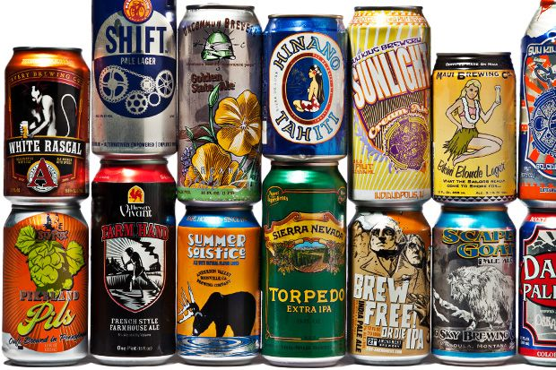 The Best Summer Craft Brews in a Can