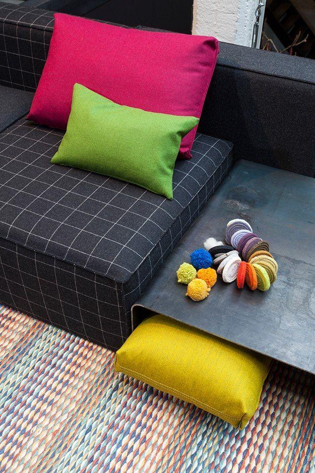 Repeat 301-4 #wol #wool #vloerkleed #rug #interieur #interior #kleuren #colours