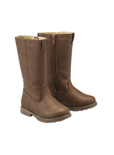 Charlie&me - - brown riding boot - W6CS50002 - brown - 1 to 13