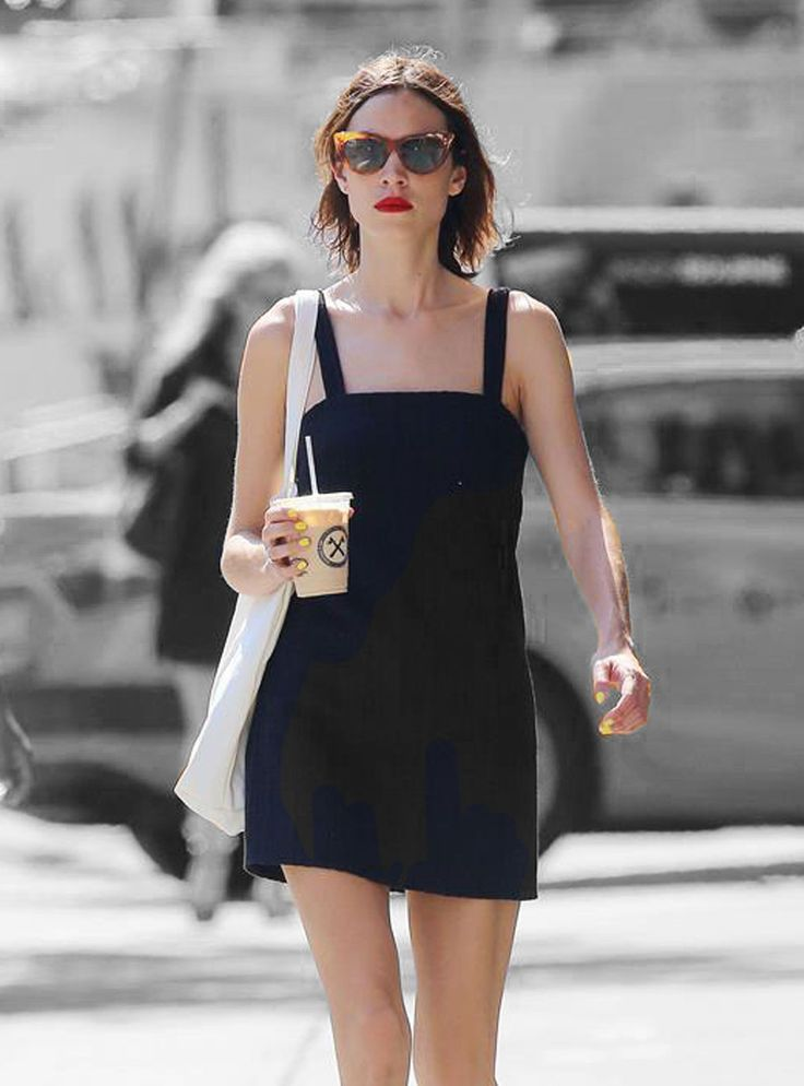 So This Is How Alexa Chung Does It #refinery29  http://www.refinery29.com/2016/07/117636/alexa-chung-style-best-outfits