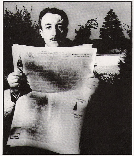 Peter Sellers, British comedian and actor.   1963 by Bill Brandt