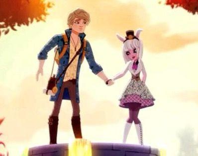 Bunny and Alistar