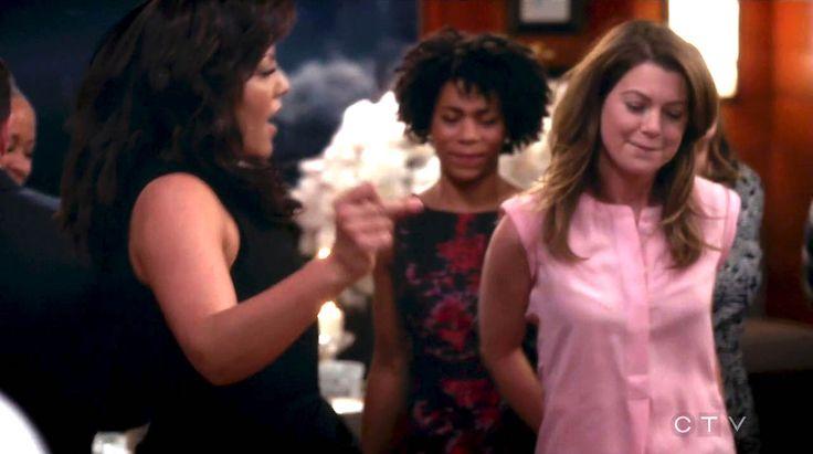 Calliope Torres + Meredith Grey + Maggie Pierce