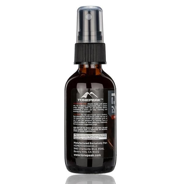 Buy online deer antler velvet extract spray at affordable price from TONEPEAK. All Our supplements made in USA! Our health products are manufactured to high standards of quality, efficacy and safety.