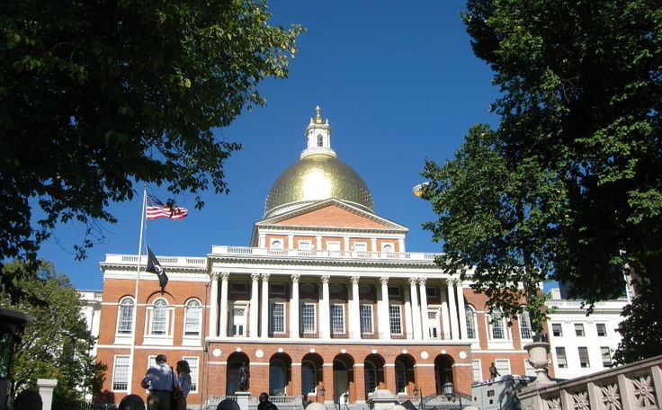 The Best Examples of Boston's Famed Federal Architecture