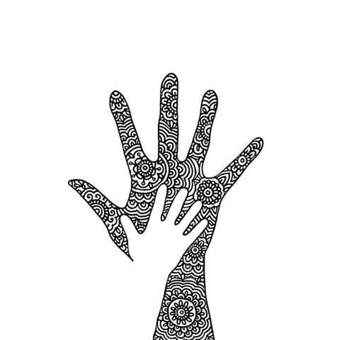 ✋✒️ #hands #parent #child #baby #mandala #beautiful_mandalas #CreativPaper #creative_instaarts #zentangle #zendala #zendoodle #zentanglemandala_comp #lovelilife #love #life #hippiespirits #featureuniverse #drawing #DoodleGalaxy #art_we_inspire #art #aartistic_dreamers #penfreaks #pregnancy #onlyblackart #imbw #iblackwork #illustration #treeoflife