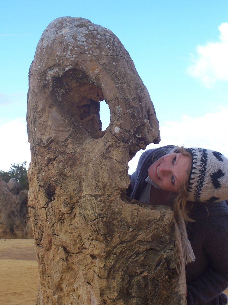 Nambung National Park in Western Australia