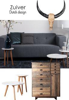 Nederlands design meubels en accessoires Zuiver - Makeithome.nl
