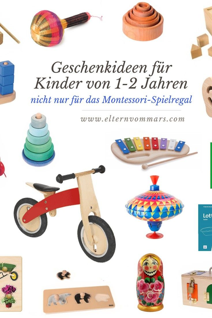 Geschenkideen Fur 1 2 Jahrige Kinder Nicht Nur Zu Weihnachten