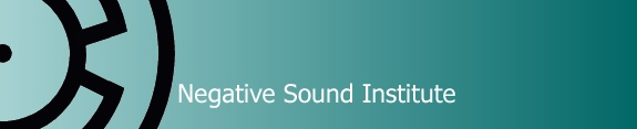 Negative Sound Institute offers music that is available exclusively through free mp3 downloads; however, we do also plan occasional CD releases as well. All mp3 releases at Negative Sound Institute are released under the Creative Commons license so they are free to download and distribute as you wish, as long as it is not done for profit.