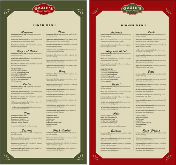 Best images about menus on pinterest cleanses pizza
