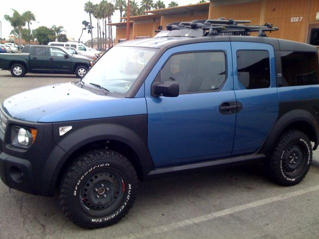 honda element lift kit - Google Search