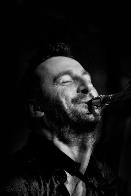 Francesco Bearzatti  - Best european musician 2011.