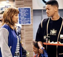 "Tyra Banks on ""Fresh Prince."""
