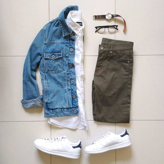@jeromeguerzon Pages to upgrade your style @stylishmanmag ✅ @shopthatgrid ✅